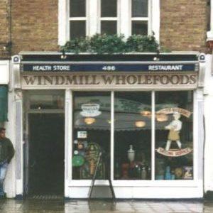 Windmill Organics Restaurant