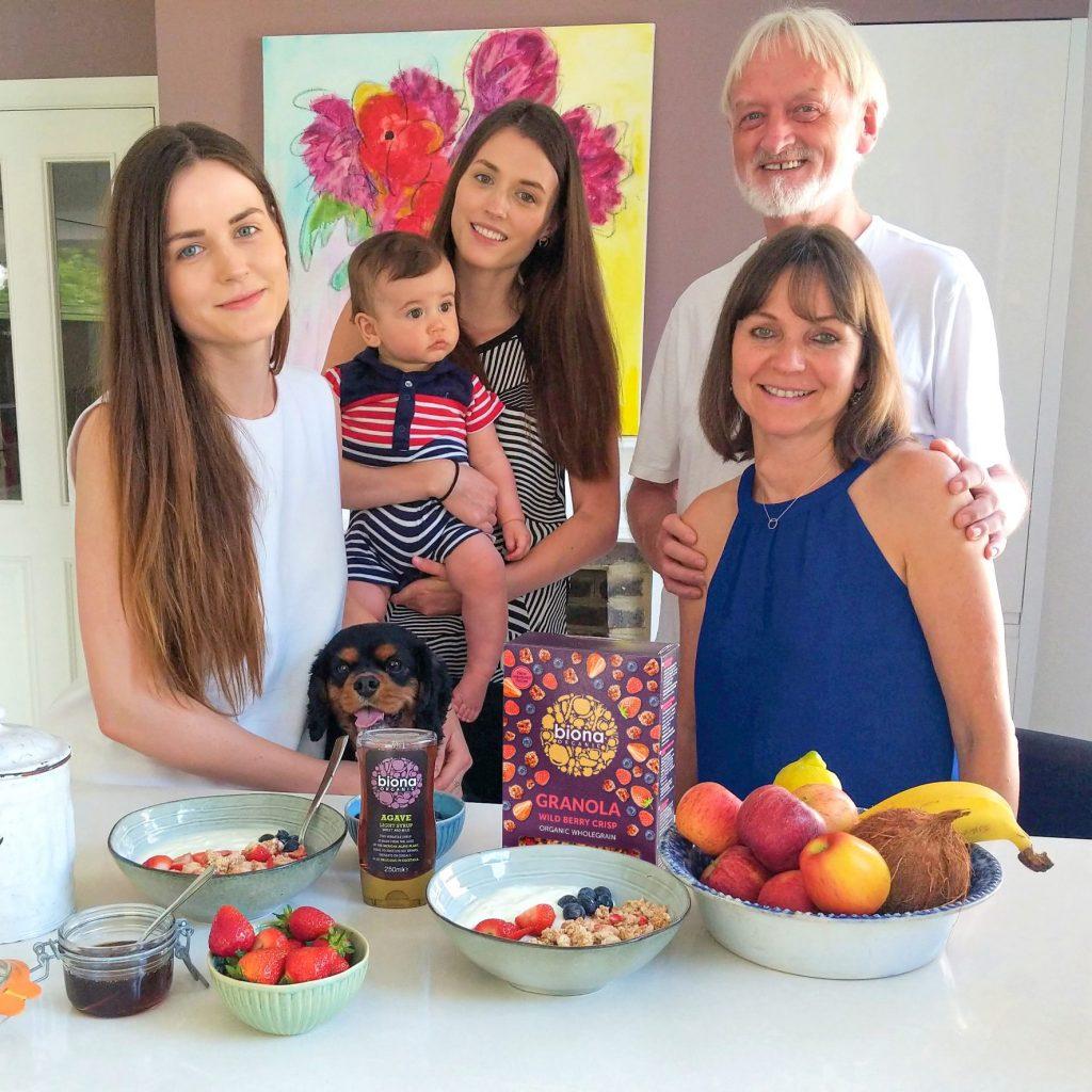 Biona Organic Windmill Organics Family Founders
